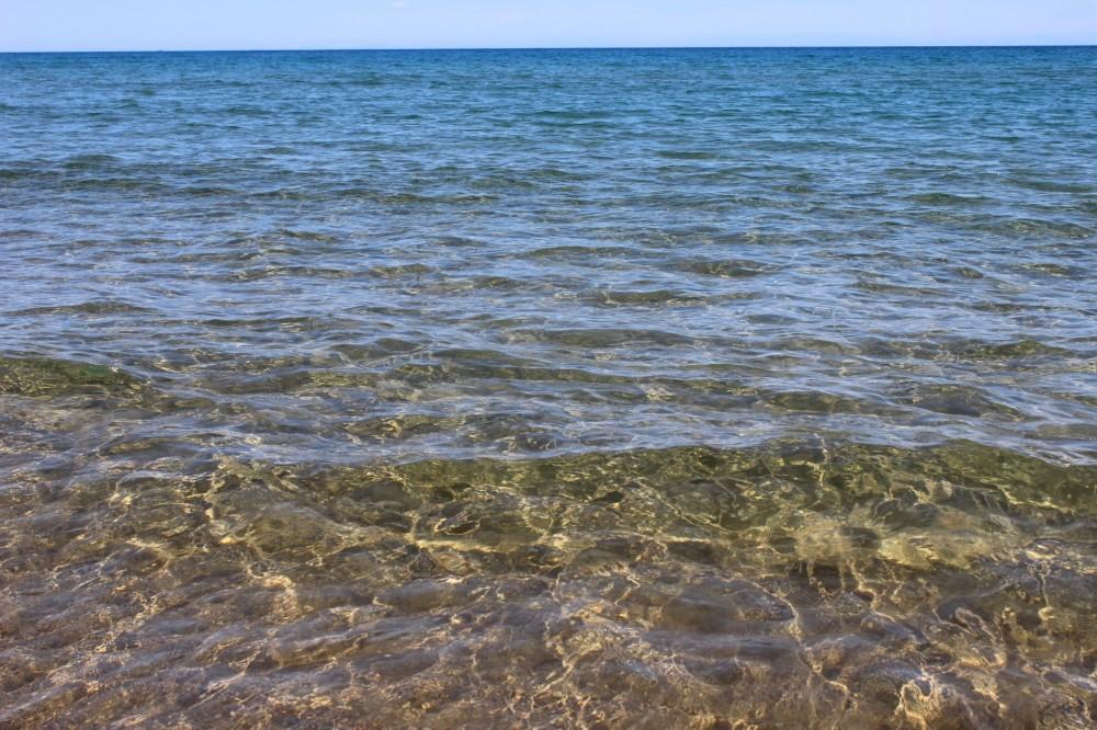 В чистом море на Кипре сексом завсегда приятнее заниматься