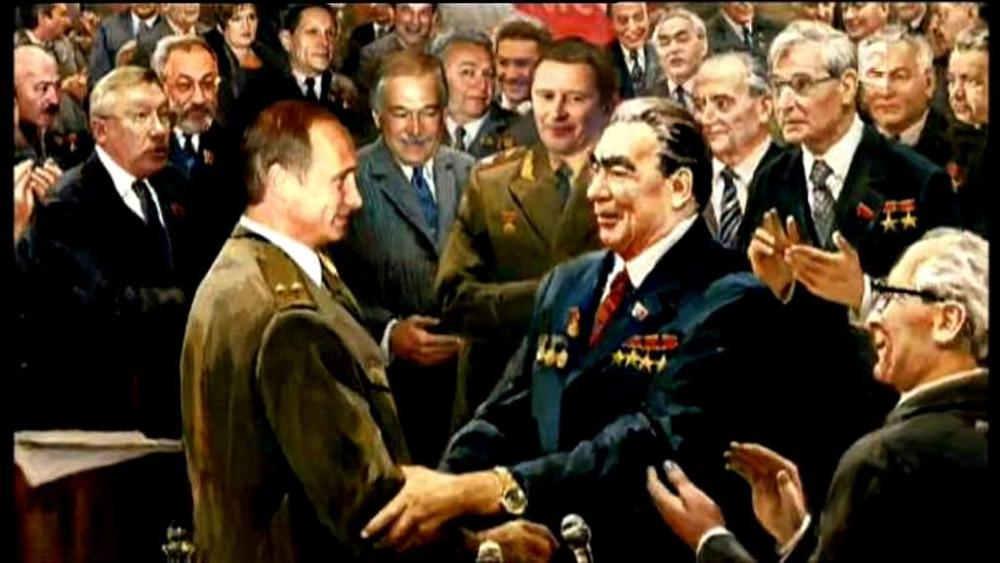 107080925_Brezhnev_nagrazhdaet_Putina