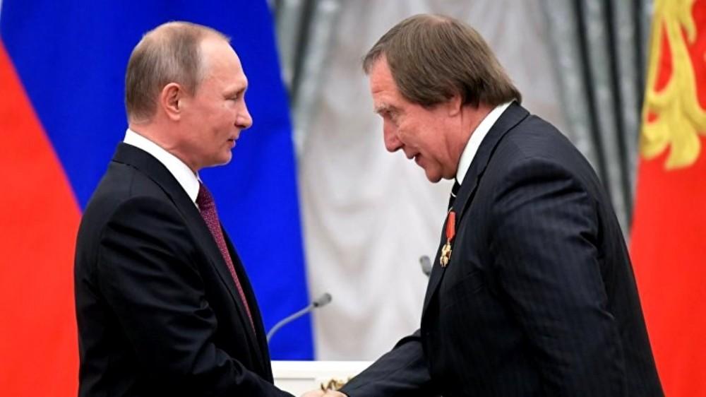 Друзья Путина, интервью вождя Мегин Келли 1477634670