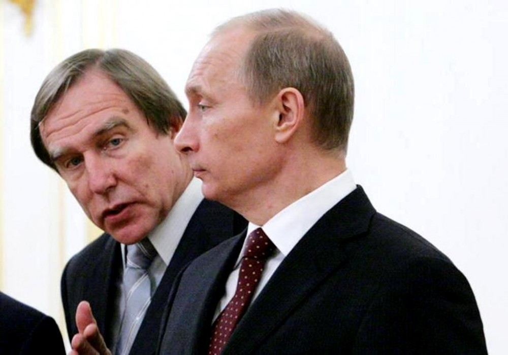 Друзья Путина, интервью вождя Мегин Келли 282525