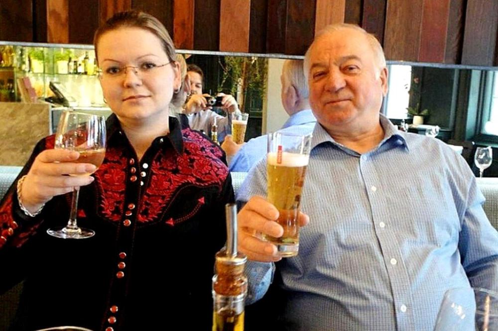 Заеб...ли или как Скрипаль для России камнем преткновения стал 50996