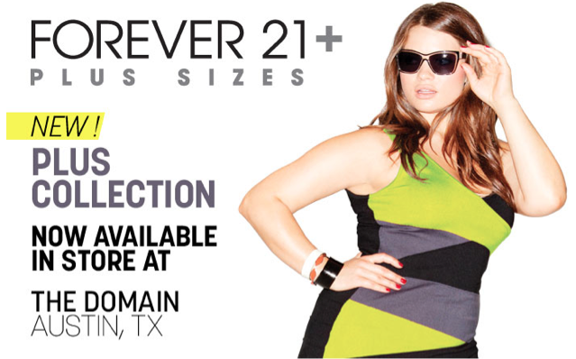 Image result for forever 21 plus size