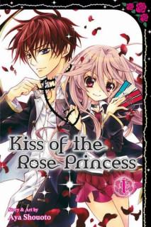Kiss of the Rose Princess 1