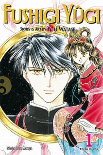 Fushigi Yūgi (VizBig Edition) 1