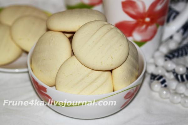 Печенье молоке рецепт с фото пошагово