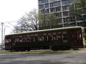 St Charles Streetcar