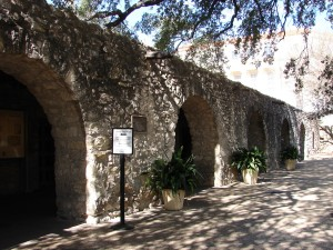 Alamo Long Barrack