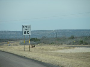 Speed Limit 80