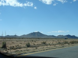 New Mexico - Arizona Mountains (1)