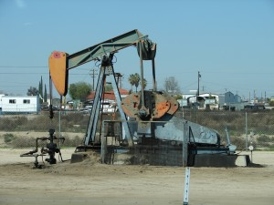 Bakersfield oil wells (1)