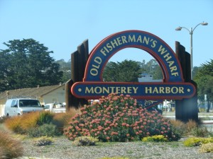Fisherman's Wharf at Monterey (1)