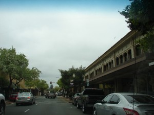 Downtown Napa