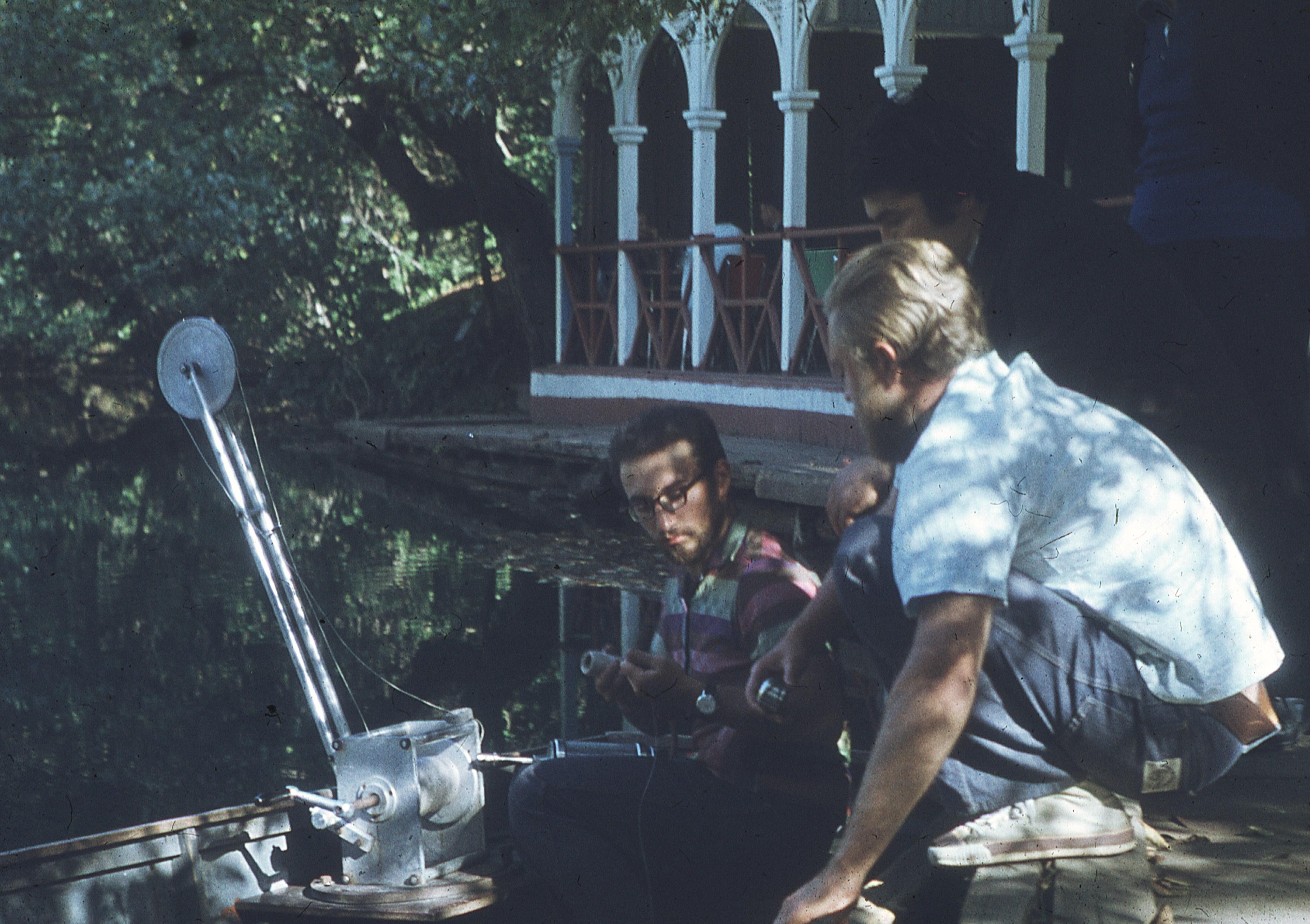 1974 Golubiye ozera KBR