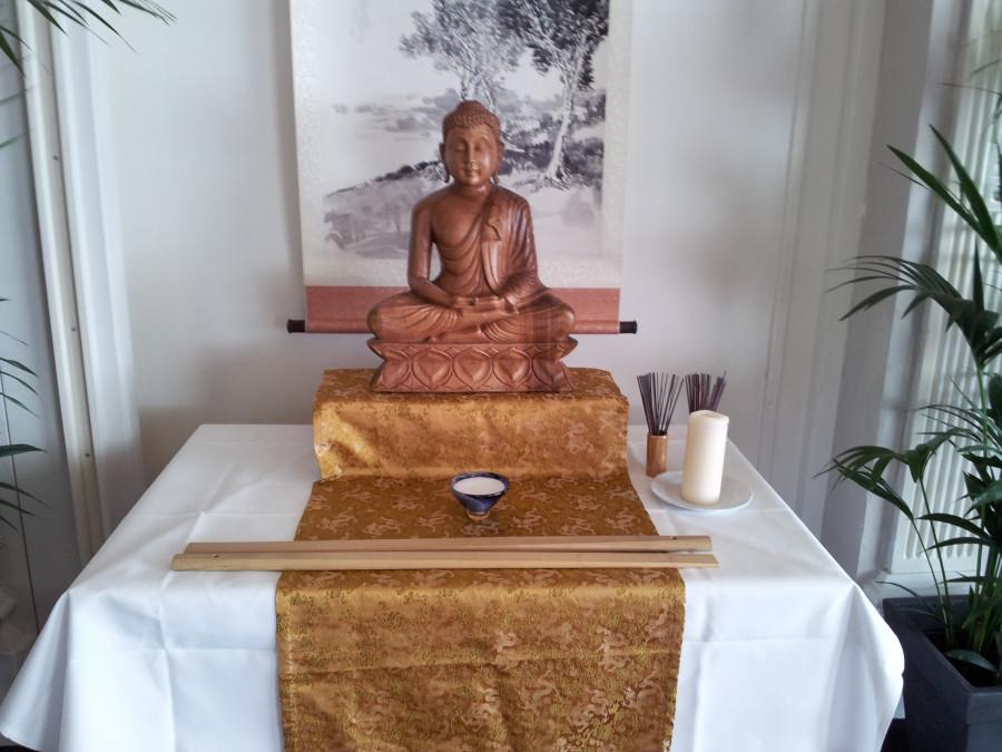 Zen altar