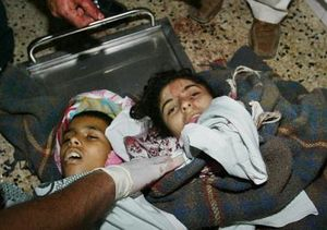 Про фашистов не вымышленных, а настоящих: об убийствах иудеями палестинских детей.