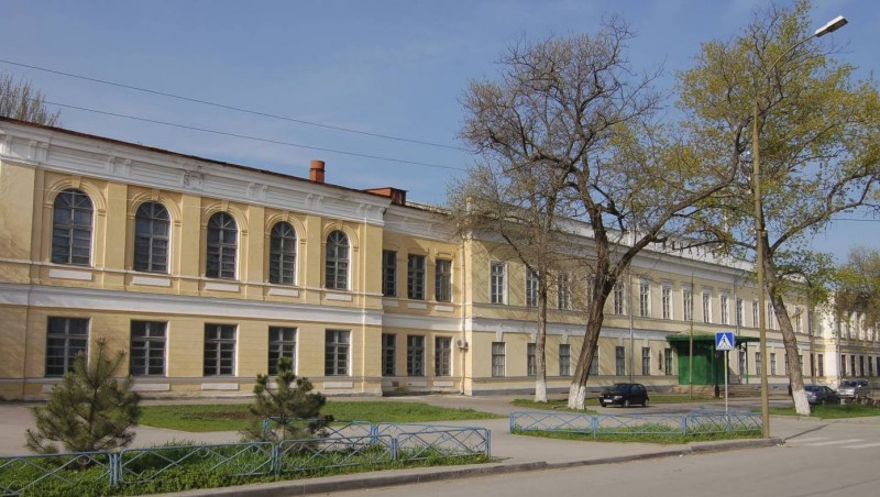 Литературный музей А.П. Чехова.