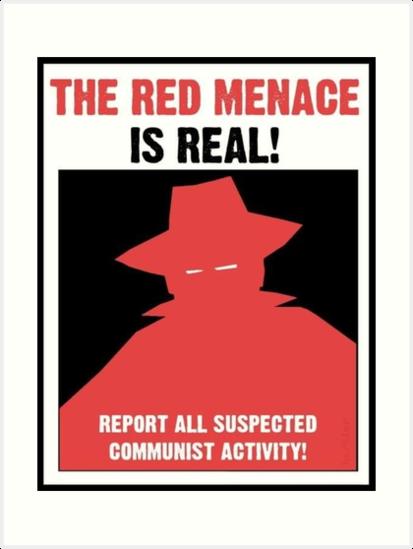 Знаменитый плакат, у меня он уже 10 лет в числе юзерпиков :)