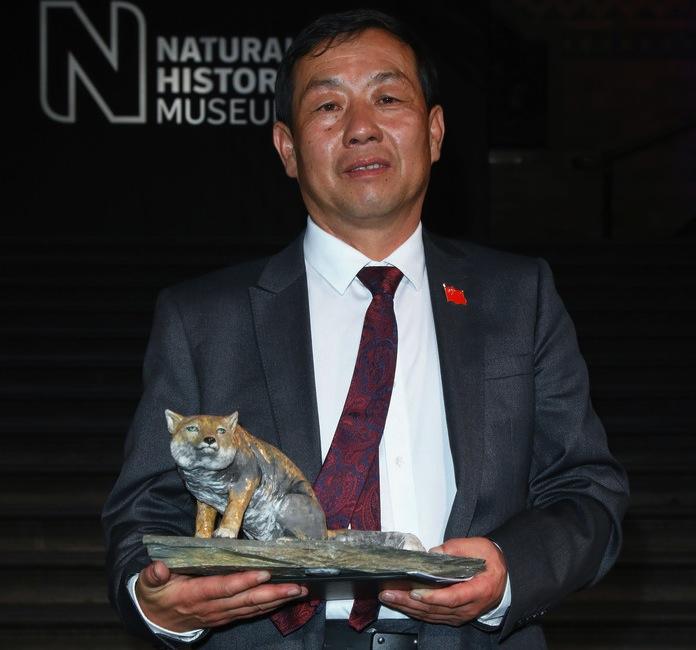 Победитель конкурса Wildlife Photographer of the Year - 2019