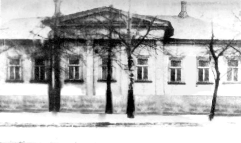 Бывшая контора Емесов на ул. Петровской
