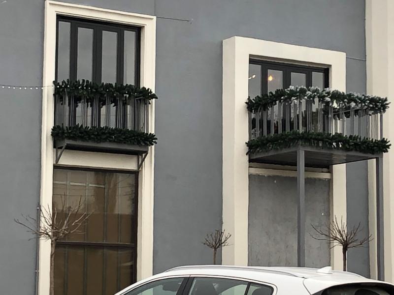 Клоуз-ап фасада