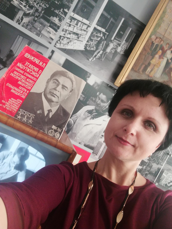 Неожиданно актуальный фон 😉 Л. И. Брежнев о проекте Конституции 😂