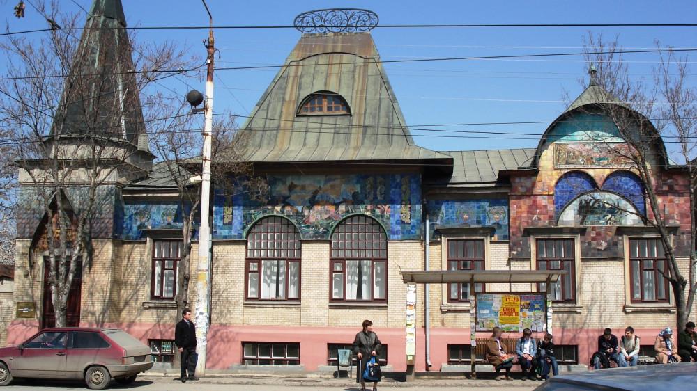 Дом Шаронова – музей «Градостроительство и быт г. Таганрога»