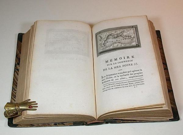 Жан де Рейи | Таганрог в 1803 году