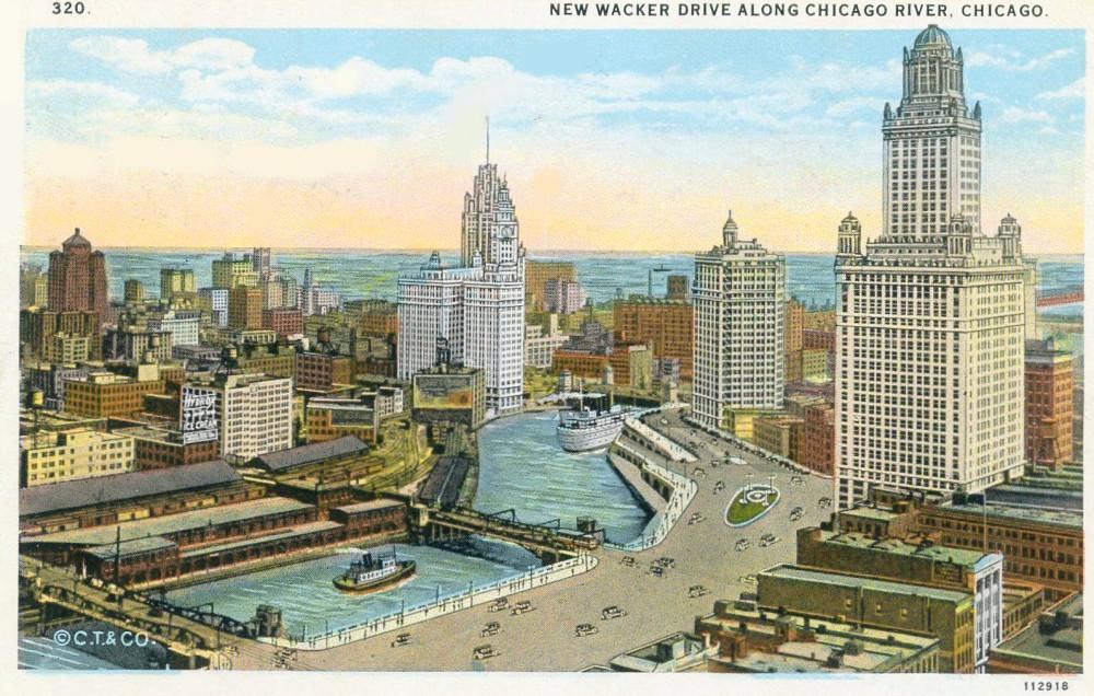 Чикаго 1920-х годов