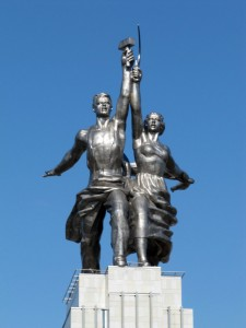 worker_and_kolkhoz_woman_sculpture_moscow_russia