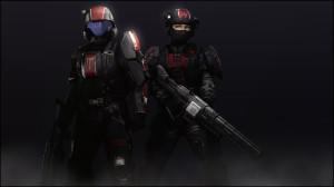 космические солдатки