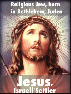 Jesus_israeli_settler