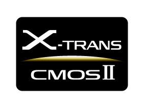 X-Trans CMOSⅡ_Logo