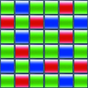 X-Trans CMOS ColorFilter