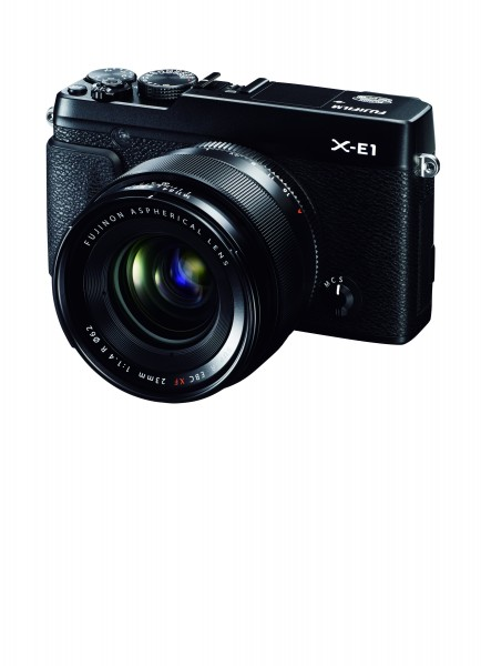 X-E1_Black_Front_Left_23mm_Ref_2