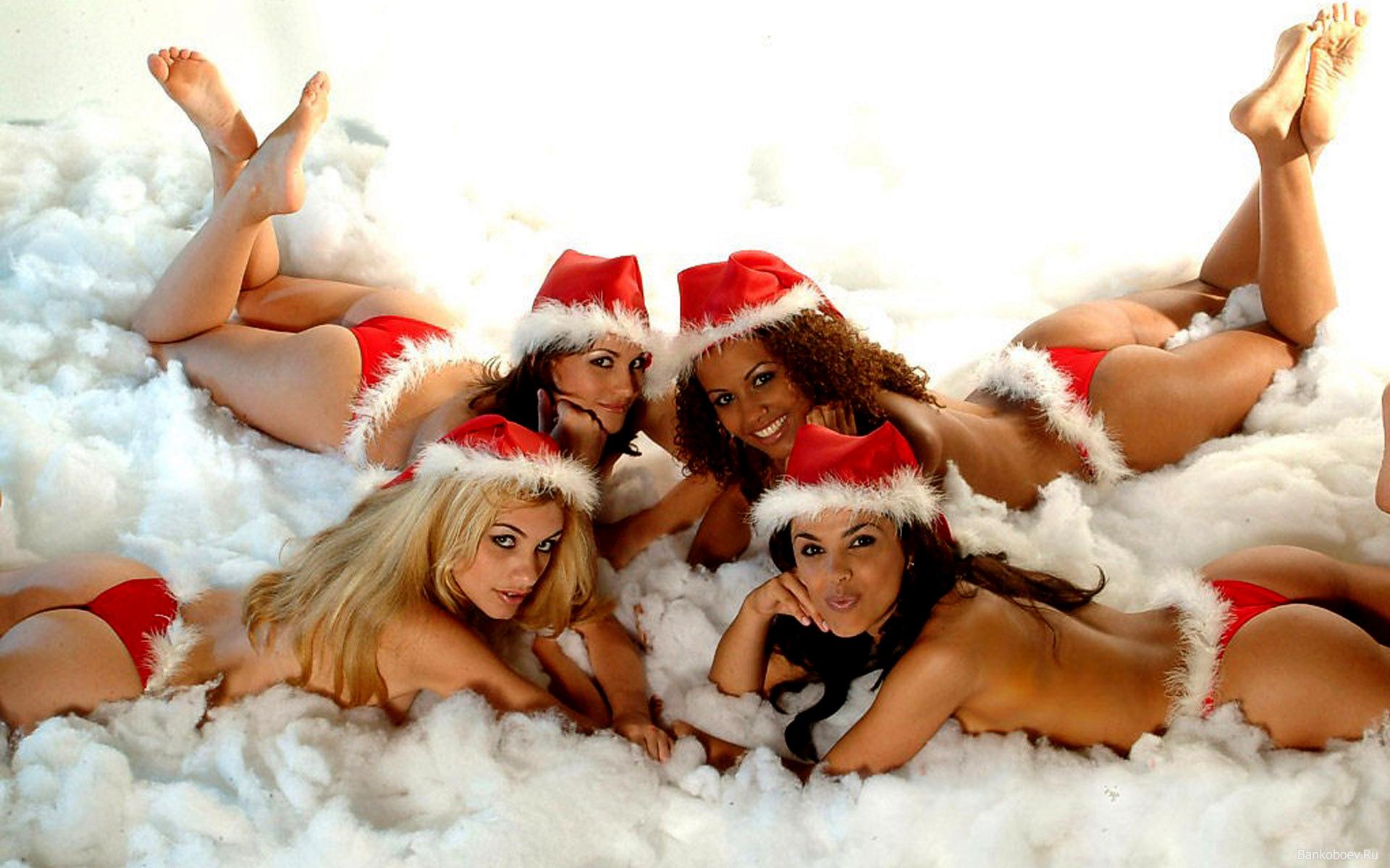 Сексуальный новый год по взрослому 21 фотография