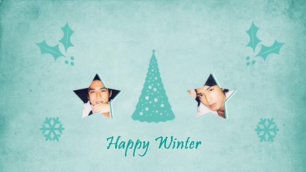 wall happy holidays 2014nr