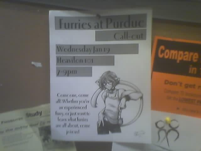 Furries at Purdue
