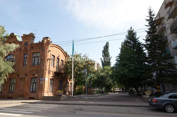 Валиханова