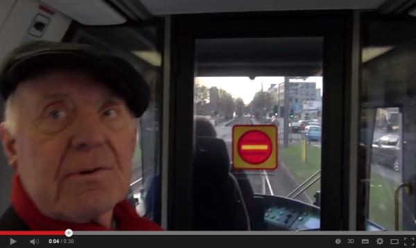 трамвайный светофор в кёльне