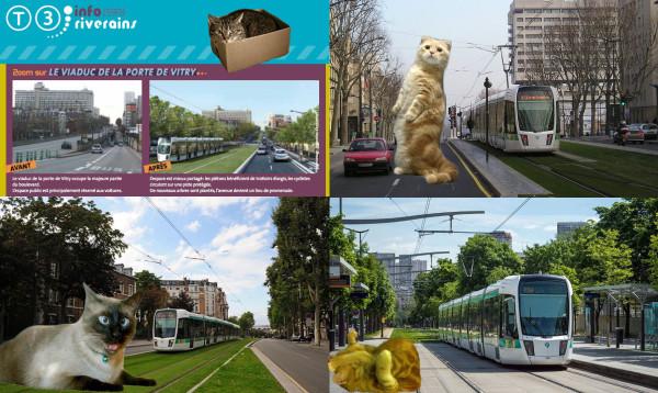 Нажмите, чтобы прочитать пост про трамваи в Париже