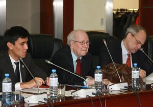 Альтернативы геополитики и трансграничные угрозы безопасности в Центральной Евразии