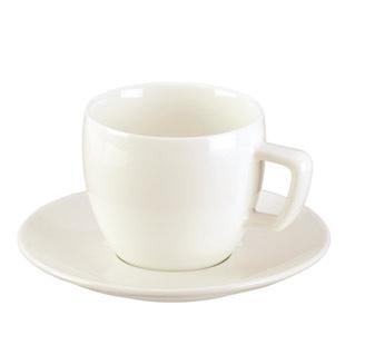 079 Чашка для капучино CREMA, с блюдцем