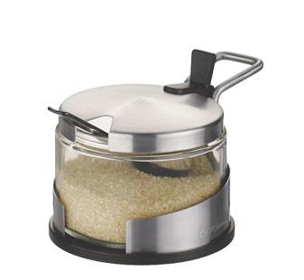 086 Емкость для тертого сыра или сахара CLUB, матовая