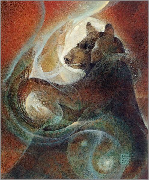 Susan-Seddon-Boulet-Calling-The-Fish-Spirit-Xxx-1655