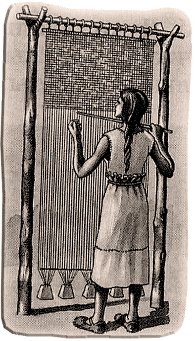 взять история развития ткачества в картинках вашему вниманию