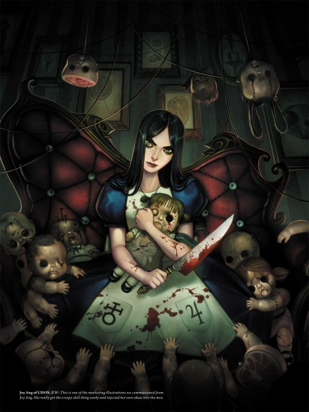 The Art of Alice Madness Returns - 174