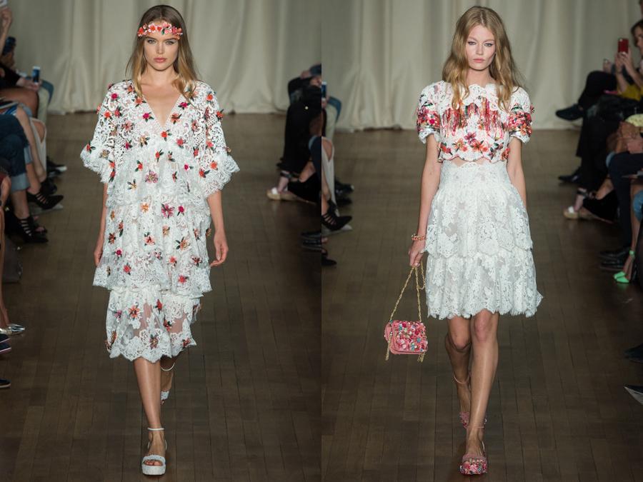 самые красивые и модные платья мира