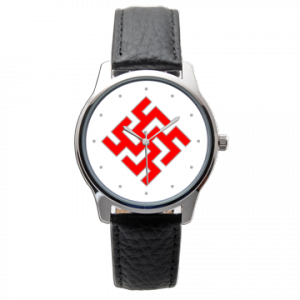 Часы со славянской символикой. Новородник.