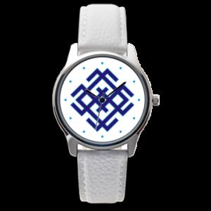 Часы со славянской символикой. Белобог.