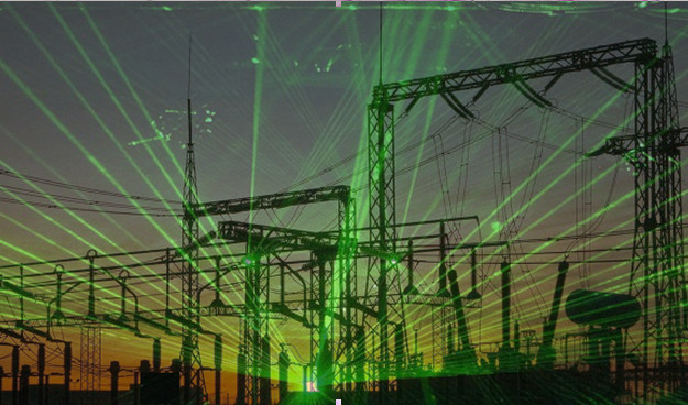 Лазерное сканирование тока